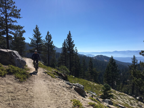Incline Flume Trail